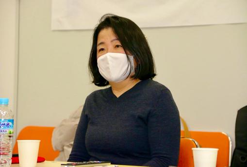 川辺康子さん:NPO法人西成チャイルド・ケア・センター 代表理事